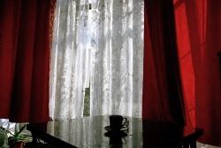 DE019 - A café, Ocna Sugatag, Maramures, Romania