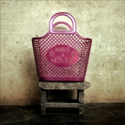 DPC003 - Have a nice day bag