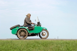 AW007 - Sidecar Pilot, Bashkortostan