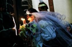 DE017 - A traditional wedding, Budesti, Maramures, Romania